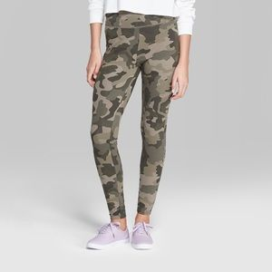 Wild Fable Camouflage Leggings